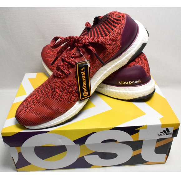 5fe703328c984 Adidas Ultra Boost Uncaged Men s US 10.5 Red Dark